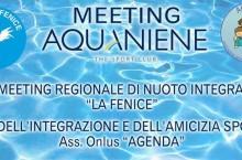 LOCANDINA MEETING 2017 - festa integrazione e amicizia - La Fenice - Agenda Onlus