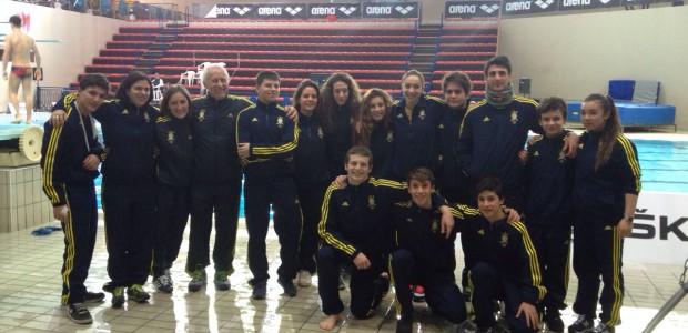 tuffi campionati italiani aniene corsi tuffi roma